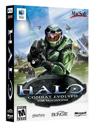 Halo - Combat Evolved (Mac): Amazon co uk: PC & Video Games
