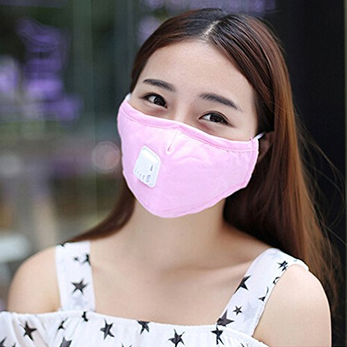 Personal Health Care 1pc Pm2.5 Anti Haze Mask With A Breathing Valve Activated Carbon Filter Respirator Mask Anti-dust Mouth Mask Back To Search Resultsbeauty & Health