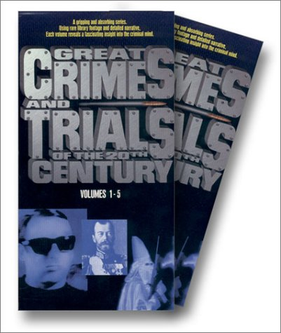 Great Crimes & Trials of 20th Century [VHS] (Sony 260)