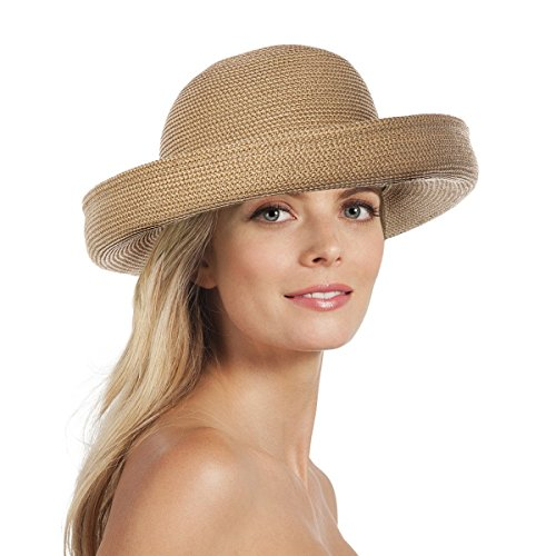 Eric Javits Women's Headwear Squishee Natural