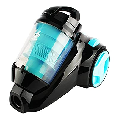 Libina Non-Consumable Vacuum Cleaner Household Ultra-Quiet Small Appliances Remove Mites Ultraviolet Light Horizontal Dry Flat Nozzle Powerful Suction Cleaning Machine