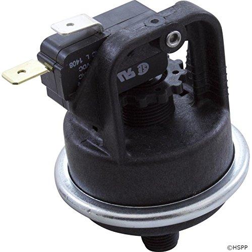 Pressure Switch, 4037P, 21A, TecMark, 1/8 mpt, SPST
