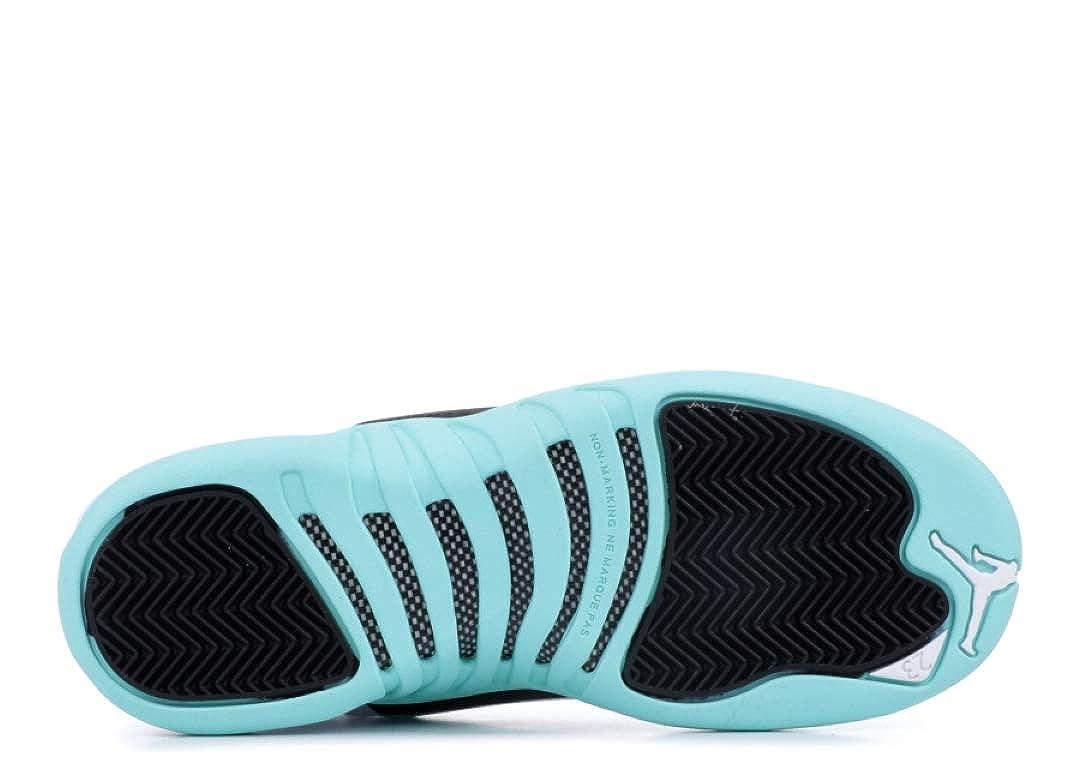 8cc42c93fc3050 Jordan Nike Air 12 Retro GS Kids Light Aqua 510815-100 (Size  5.5Y)