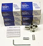BPV31 6PACK Supco Bullet Piercing Valve Copper Tubing for 1/4'', 5/16'' and 3/8''