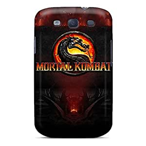 New Fashionable DGcases QlH6207ChxN Cover Case Specially Made For Galaxy S3(mortal Kombat 2011)