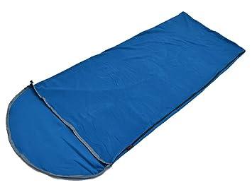 s.t.m Royal azul sobre con forma durable al aire libre Sacos de dormir compacto saco de