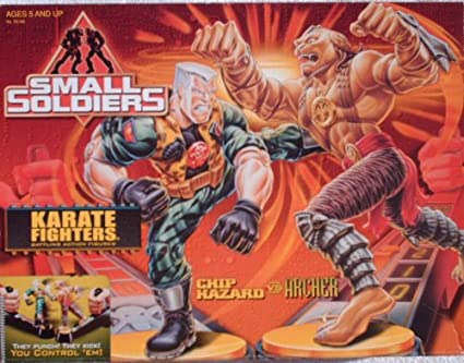 Image result for small soldiers karate fighters