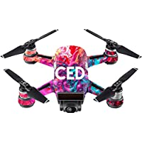 Skin For DJI Spark Mini – Juiced Up | MightySkins Protective, Durable, and Unique Vinyl Decal wrap cover | Easy To Apply, Remove, and Change Styles | Made in the USA
