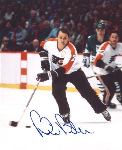 - Bill Barber Signed - Autographed Philadelphia Flyers 8x10 inch Photo