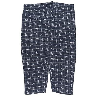 Hot Performance Sleepwear Mens Pants in Blue supplier