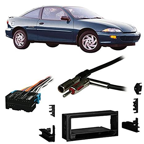 image unavailable  image not available for  color: fits chevy cavalier 1995-1999  single din harness radio install
