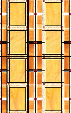d-c-fix 346-0437 Decorative Self-Adhesive Window Film, Arts & Crafts, 17.71
