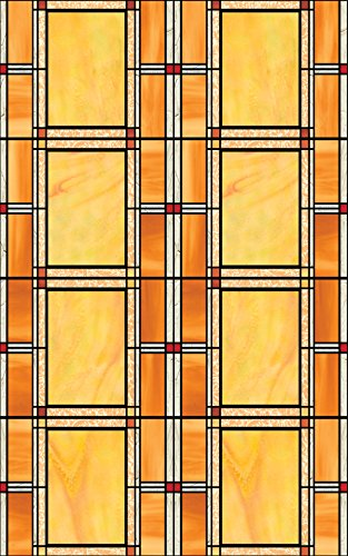 d-c-fix 346-0437 Decorative Self-Adhesive Window Film, Arts & Crafts, 17.71