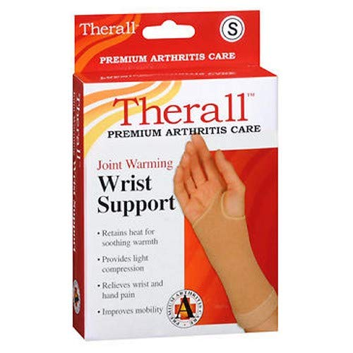 (Therall Joint Warming Wrist Support Small 1 Each (Pack of 3))