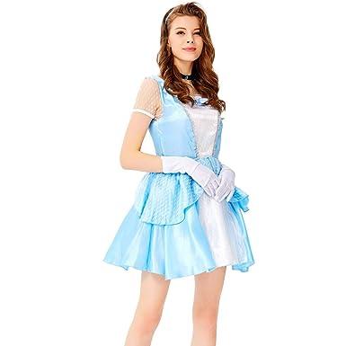 Vestidos Mujer Halloween, Vestido de Falda Larga Pañoing para ...
