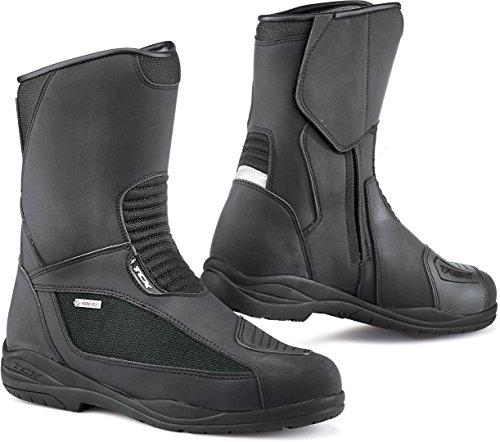 Gore EUR Black Evo Womens Street Black Tex Touring TCX Boots Classic Explorer 41 S1wqgIBp