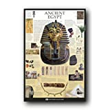 Posters: Egypt Poster - Ancient Egypt, Dorling Kindersley (36 x 24 inches)