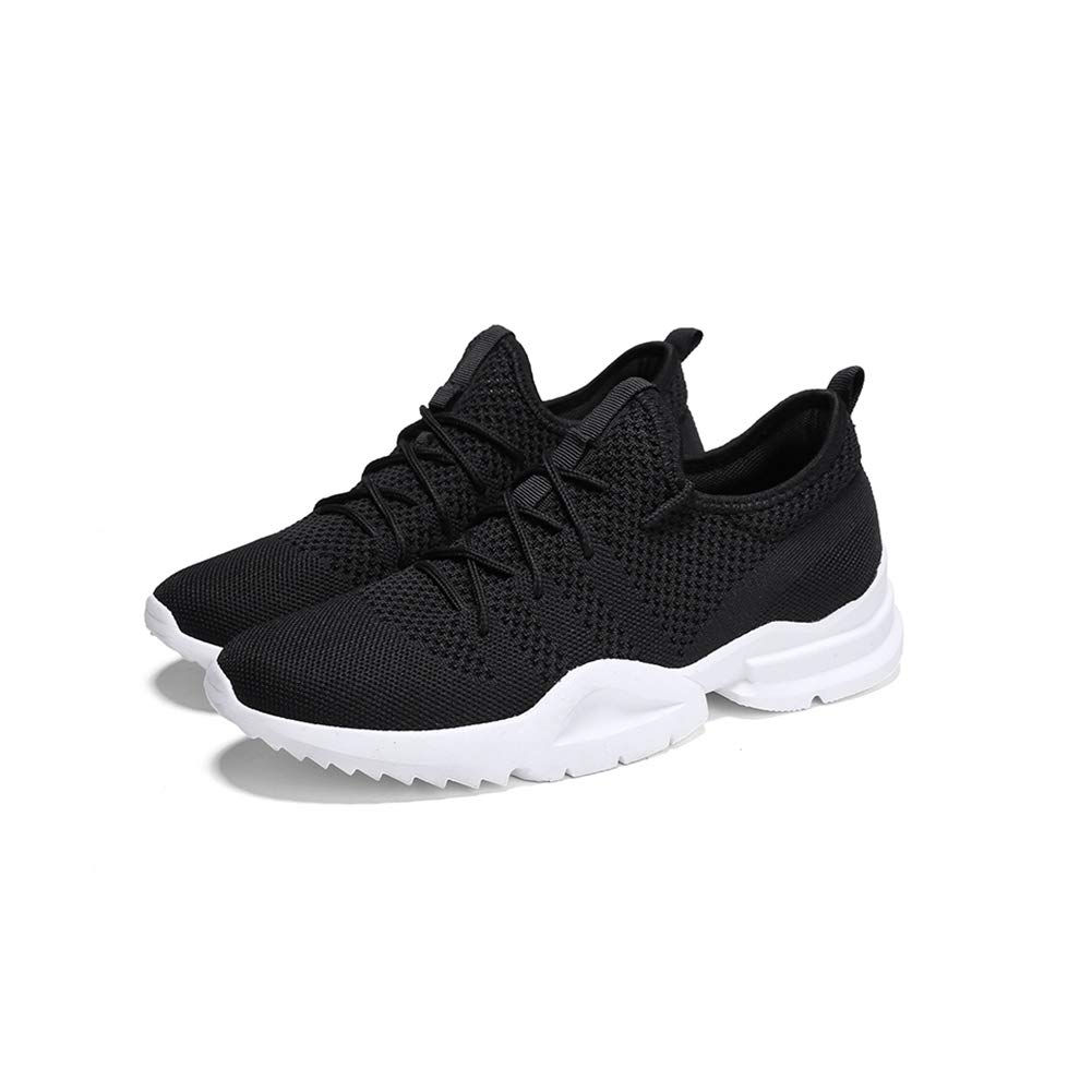 Acquista online MuMa Get Fit Get Fit Mens Mesh Running Scarpe da Ginnastica Athletic Walking Gym Shoes Sport Run (Colore : 1, Dimensioni : EU40/UK7/CN41) miglior prezzo offerta
