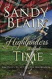 img - for Highlanders Through Time: MacDuff's Secret & Her MacKinnon book / textbook / text book