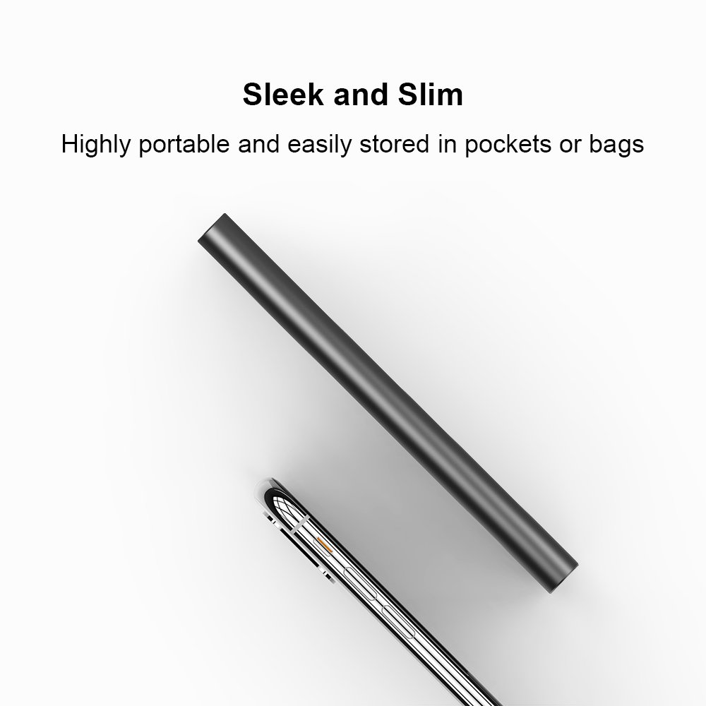 Portable Charger Xiaomi Mi Slim Power Bank Pro 10000mah Powerbank 10000ma 18w Fast Charging Aluminum Battery Pack For Iphone X 8 7 6 Samsung Galaxy S9 S8 S7