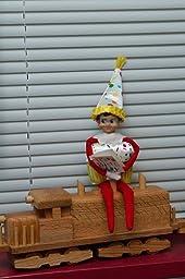 Thumbnail for Best Elf on the Shelf Birthday Doll
