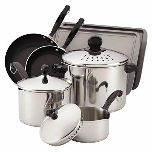 UPC 631899772893 - Farberware 77289 Classic 10-Piece Cook ...