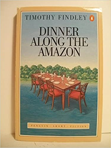 Dinner Along the Amazon (Short Fiction)