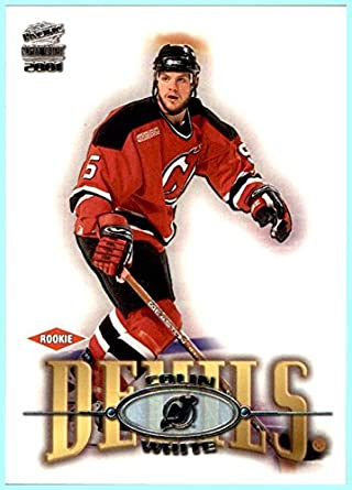 on sale 2b10b 053db 2000-01 Pacific NHL Hockey Card Paramount #151 Colin White ...