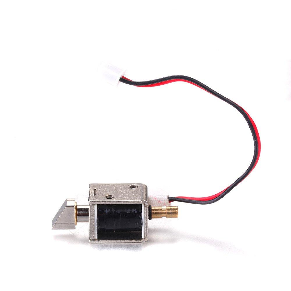 2PC HD0620 DC 12V mini Electronic Lock 0.43A 5W saving power Light weight