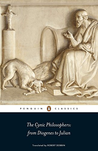 The Cynic Philosophers: From Diogenes to Julian (Penguin Classics)