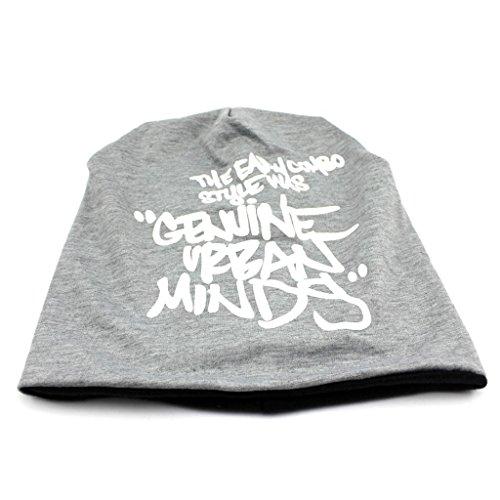 Unisex Graffiti Letter Printed Hip Hop