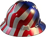 Best MSA Hard Hats - MSA Full Brim Patriotic Hard Hat with American Review