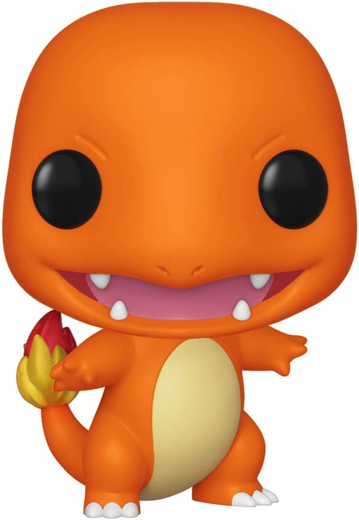 Funko Pop! Games: Pokemon - Charmander: Amazon.es: Juguetes y juegos