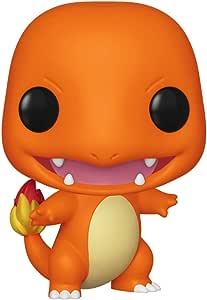 Funko Pop! Games: Pokemon - Charmander, Multicolor