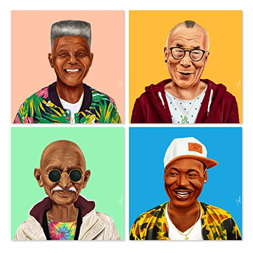Wall Art - Modern Art Prints The Colorful Hipstory Project