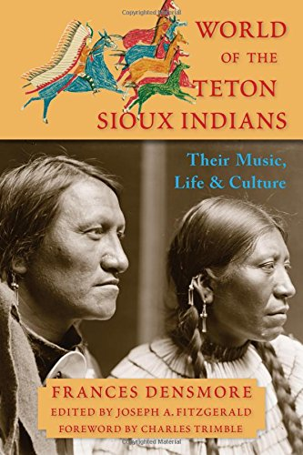 World of the Teton Sioux Indians