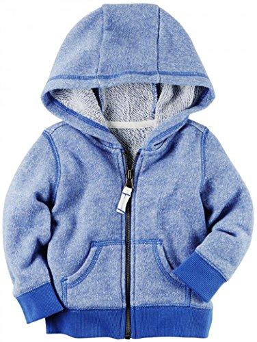 Infant Zip Hoodie - 6