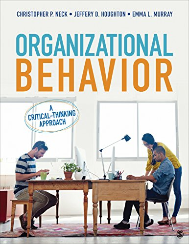 Organizational Behavior: A Critical-Thinking Approach