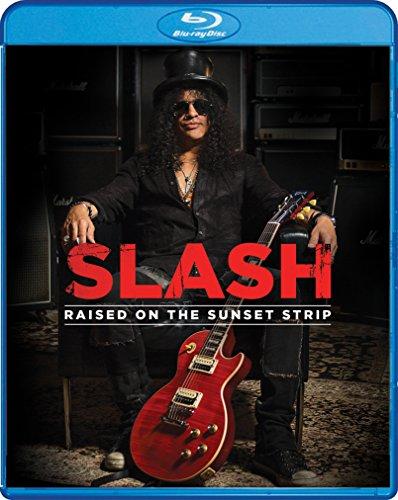 Raised On The Sunset Strip [Blu-ray]