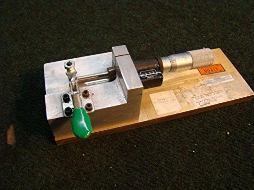Starrett Micrometer Switch Test Fixture from Unknown