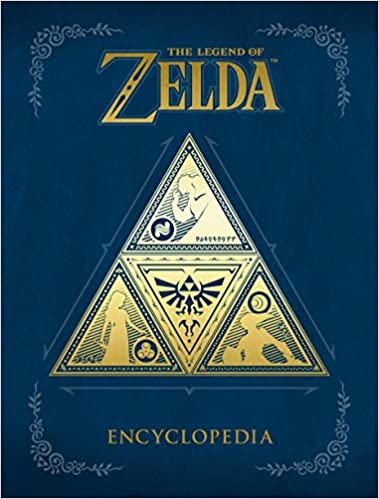 Amazon The Legend Of Zelda Encyclopedia 9781506706382 Nintendo Books