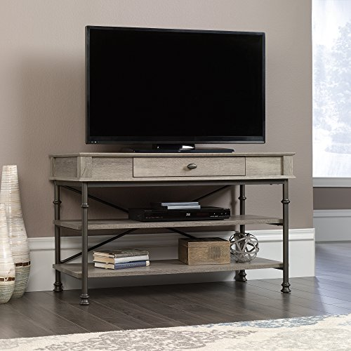 Sauder Canal Street TV Stand in Northern Oak (42 Inch Tv Chest)