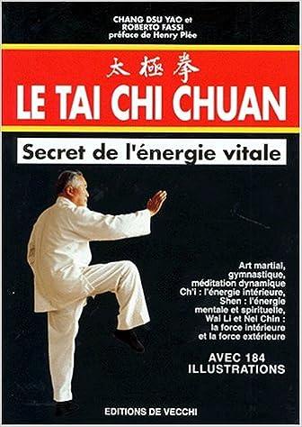 Livres Le Tai-chi-chuan pdf ebook