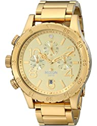 Nixon Mens A486502 48-20 Chrono Watch