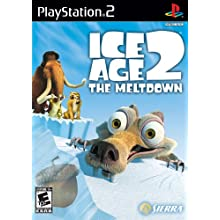 Ice Age 2: The Meltdown - PlayStation 2