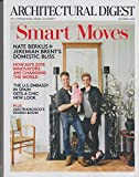 Architectural Digest October 2015 Nate Berkus + Jeremaih Brent's Domestic Bliss