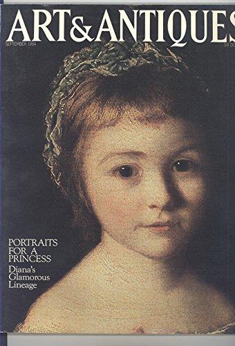 Antiques Magazine - The Magazine Antiques September 1984 (126)
