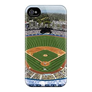 Cases Covers For Iphone 6 Strong Protect Cases - Los Angeles Dodgers Design