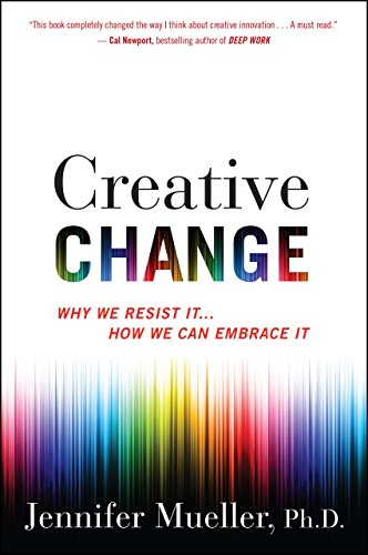 Amazon creative change why we resist it how we can creative change why we resist it how we can embrace it fandeluxe Image collections