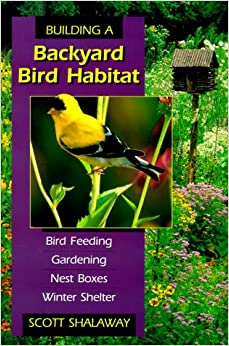 Book Building a Backyard Bird Habitat